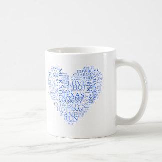 ZANE HEART Classic 11 oz Mug