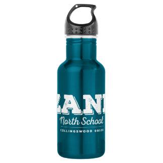 Zane North School Aluminum 532 Ml Water Bottle