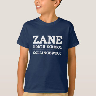 Zane North School Kids Tee