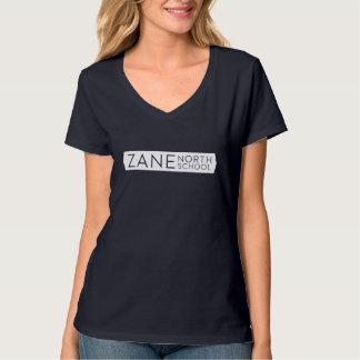 Zane North School Women's Hanes Nano V-Neck Tee