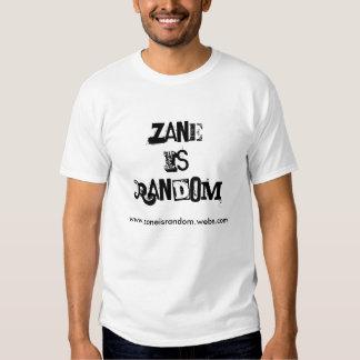 ZaneIsRandom Tshirt