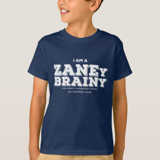 Zaney Brainy Kids Tee