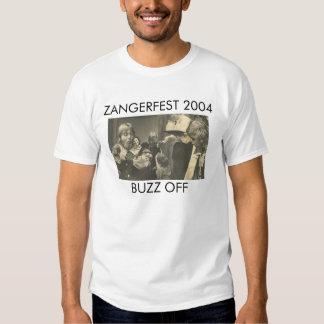 Zangerfest 2004 shirt