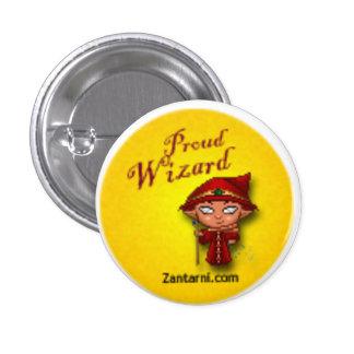 Zantarni Wizard Pinback Buttons