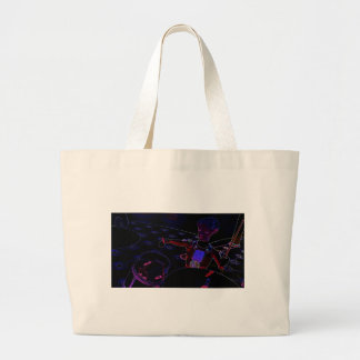 Zany Halloween Music Gifts and Party Favors! Canvas Bag