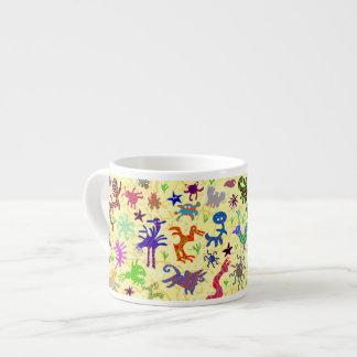 Zany Zoo Espresso Mug