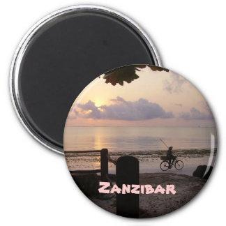 Zanzibar dawn magnet