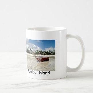 Zanzibar Island Mug