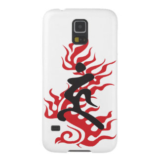 Zao-Gongen Sanskrit character of fire/Zaou right Galaxy S5 Cases