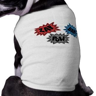 ZAP BAM POW Comic Sound FX - Original Pet Clothes