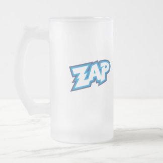 Zap Cartoon Splat Bang Mugs