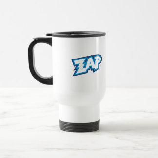 Zap Cartoon Splat Bang Coffee Mug