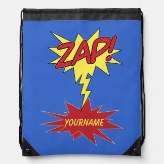 ZAP! custom bag