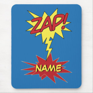 ZAP! custom mousepad