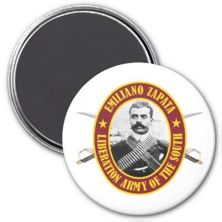 Zapata 7.5 Cm Round Magnet