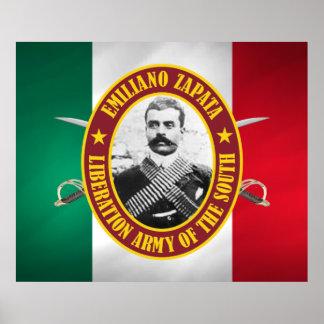 Zapata Poster
