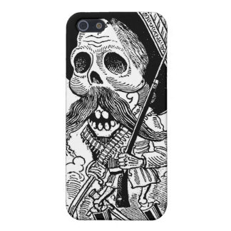 Zapatista Calavera. c. early 1900's. Mexico. iPhone 5/5S Covers