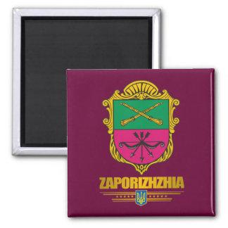 """""""Zaporizhia (Zaporozhye) COA"""" Magnets"""