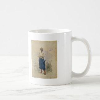 Zaporozhets by Ilya Repin Coffee Mug