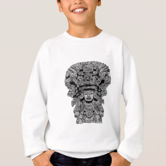 ZAPOTEC GOD OF MAIZE 2 SWEATSHIRT