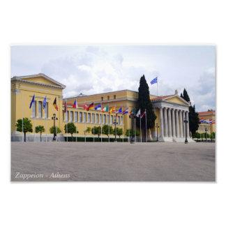 Zappeion – Athens Photo Print