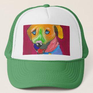 ZARA Old School Trucker Hat
