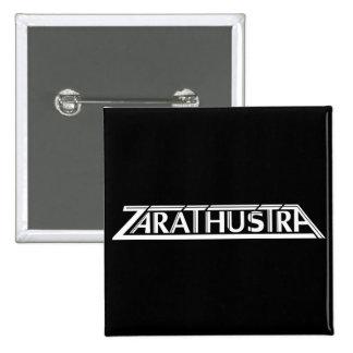Zarathustra Logo Small Square Button
