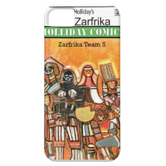 Zarfrika Team 5 (Phone Cover) Barely There iPhone 5 Case