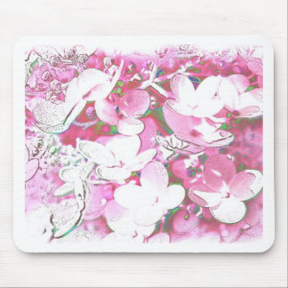 zart und rosa mousepad