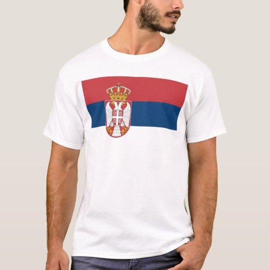 Zastava Srbije, Serbian flag T-Shirt