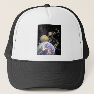 ZAZ258 Space Composit Trucker Hat