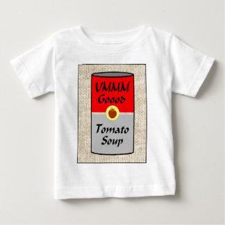 ZAZ422 Tomato Soup Baby T-Shirt