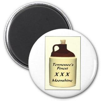 ZAZ429 TN Moonshine 6 Cm Round Magnet