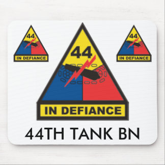 zaz-44 TANK BN Mouse Mats