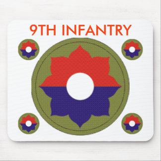 zaz-9th Infantry Mouse Pad