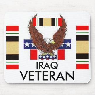 zaz-IRAQ VET /BAR Mouse Pad