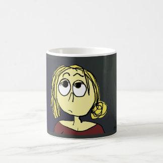 ZaZ Please? Basic White Mug