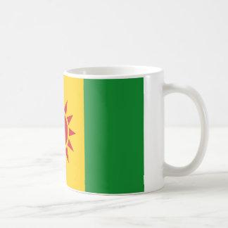 Zazas Flag Basic White Mug