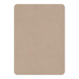 Zazzle Card Custom Template Environment Invite