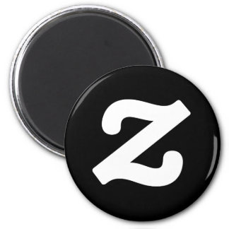 Zazzle CircleZ Magnet