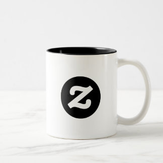 Zazzle CircleZ Two-Tone Coffee Mug