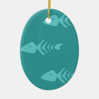 zazzle-ct-fish-pillow christmas ornament