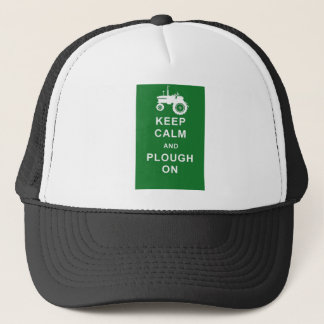 zazzle keep calm plough.jpg trucker hat