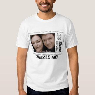 ZAZZLE ME! TEE SHIRTS