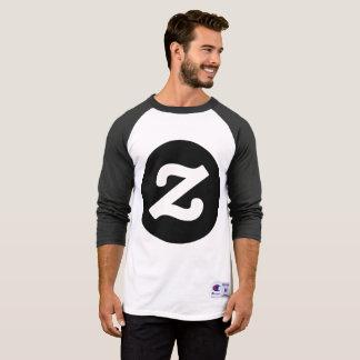 Zazzle Men's Champion 3/4 Sleeve Raglan T-Shirt