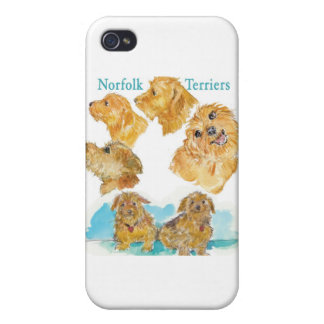 Zazzle NORFOLKS 2012 iPhone 4 Cases