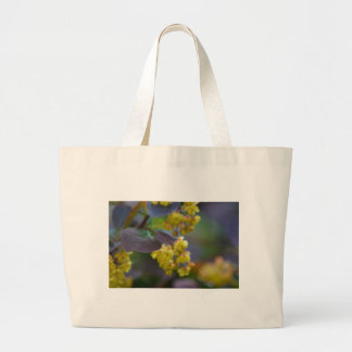 zazzle-pattern-leave large tote bag