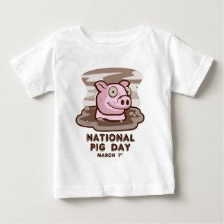 zazzle pig day art t-shirts