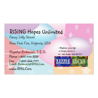 ZAZZLE ROCKS - Eventmanagement Recreation Pack Of Standard Business Cards