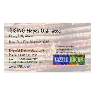ZAZZLE ROCKS - Fashion Fabric Patterns Business Card Templates